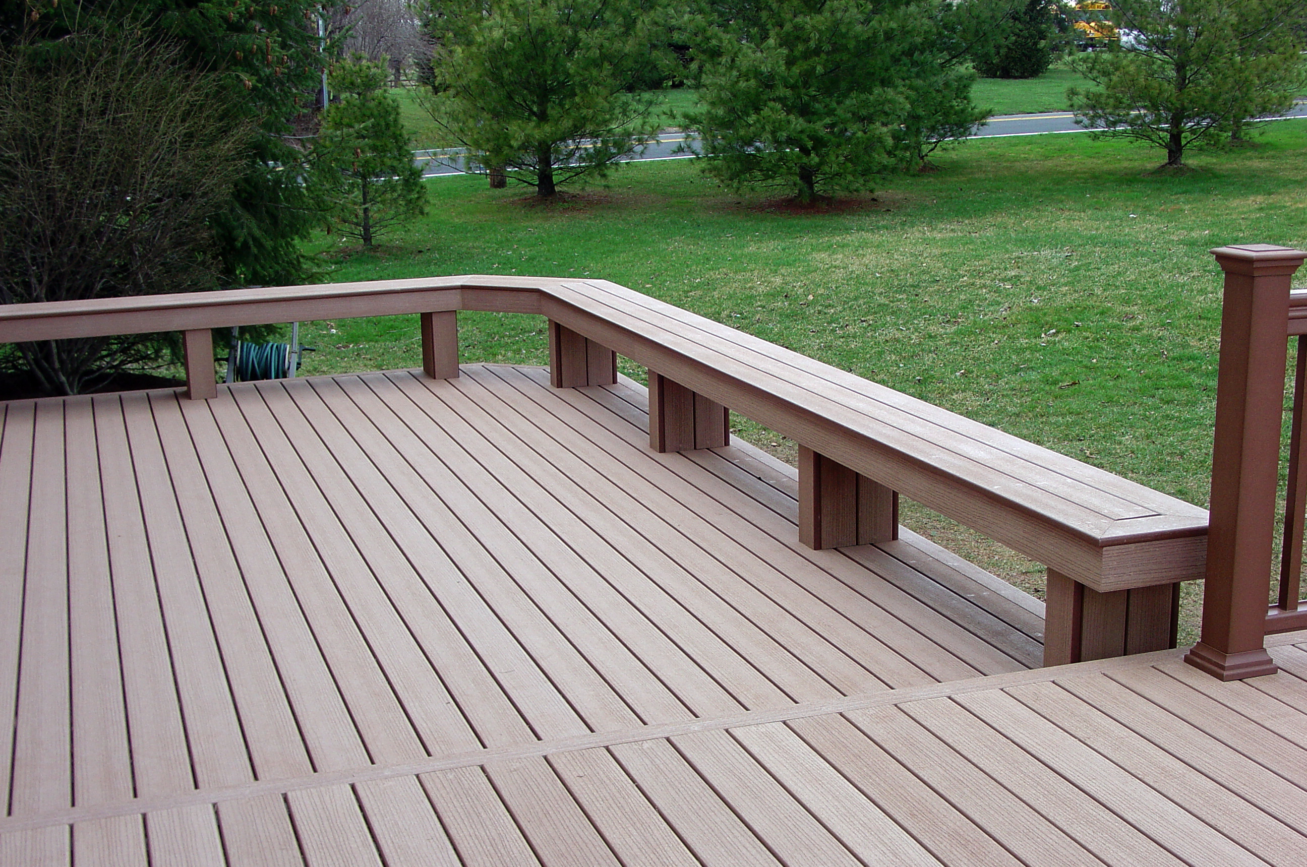 Our Work New Dimensions Deck Contractors Custom Decks Nj
